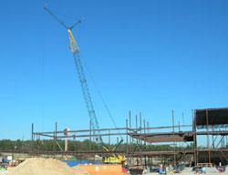 250 Ton Crane